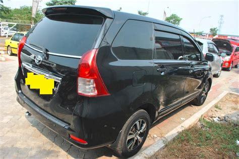 Toyota Avanza 1 3 G At 2012 toyota avanza 1 3 g mt 2012 mobilbekas