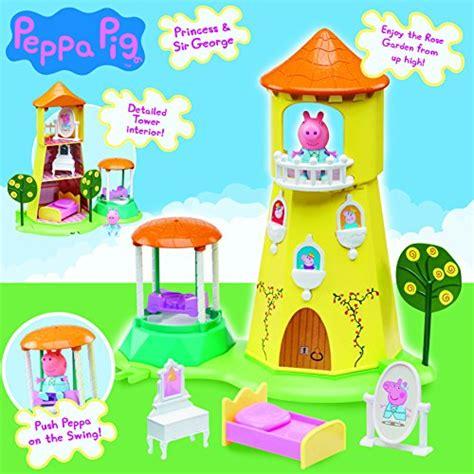 Peppa Pig Princess Peppas Tea other figures peppa pig princess peppas garden and tower playset was listed for r1