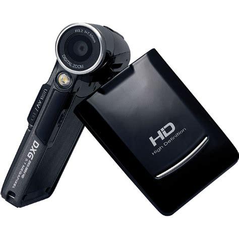 best hd digital camcorder dxg dxg 569v 720p hd camcorder black dxg 569vk b h photo