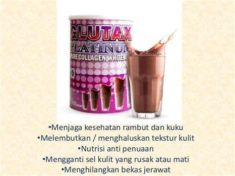 Nutrisi Anti Penuaan Dini glutax platinum gluta platinum glutax platinum asli 62819 46