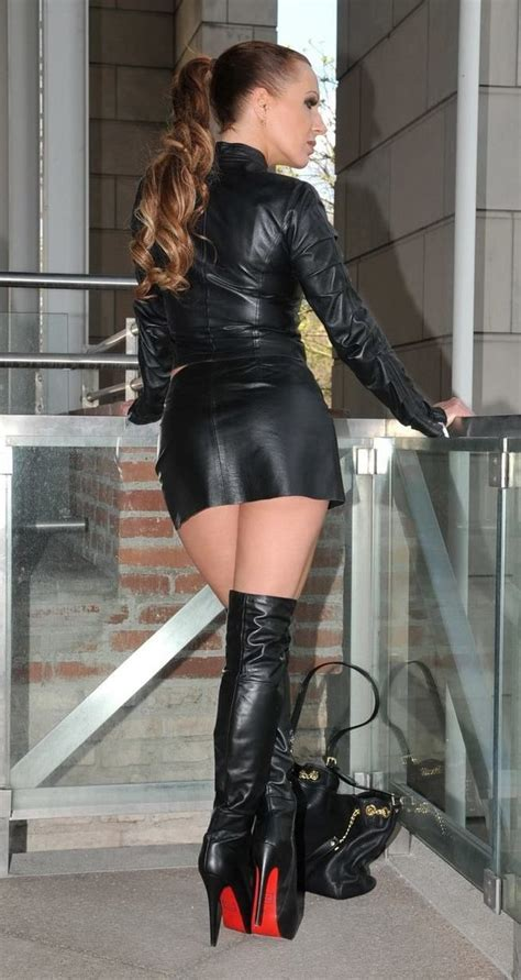 hot ladies boots love ladies in boots photo leather pinterest lady