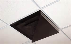 ceiling vents corner air diverters