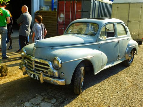 peugeot france automobile peugeot 203 sedan 1948 1960 france spot a car
