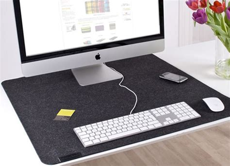 Laptop Mat For Desk Desk Pad Looking In The Workplace Whatever The Stress Levels Laptop Accessories