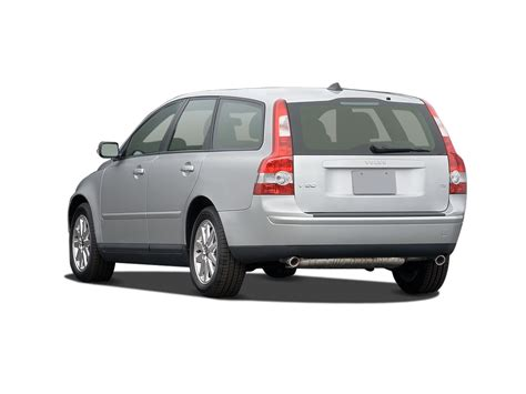 volvo station wagon 2007 2007 volvo v50 reviews and rating motor trend