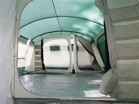 Multi Room Tents With Porch by Skandika Hurricane 12 Person Xl Cing Tunnel Family