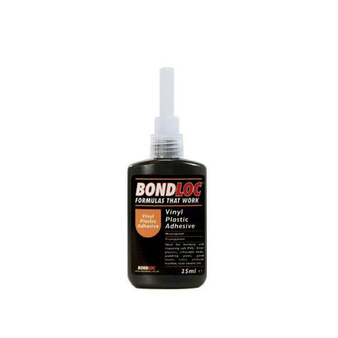 Plastik Vinyl bondloc bvinyl vinyl plastic adhesive