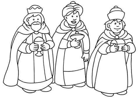 Imagenes De Los Reyes Magos Para Hombres | dibujos de los tres reyes magos para imprimir dibujos