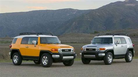 Toyota Fj Cruiser Discontinued Toyota Discontinuing Fj Cruiser From August 2016