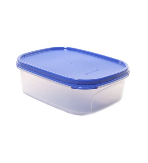 Tupperware Large Square buy tupperware mini rectangular white container 850ml