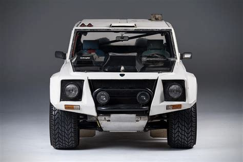 rally lamborghini lamborghini lm002 rally car hiconsumption