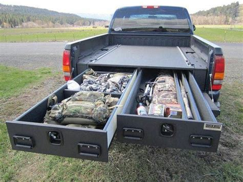 25 best ideas about truck bed storage on pinterest