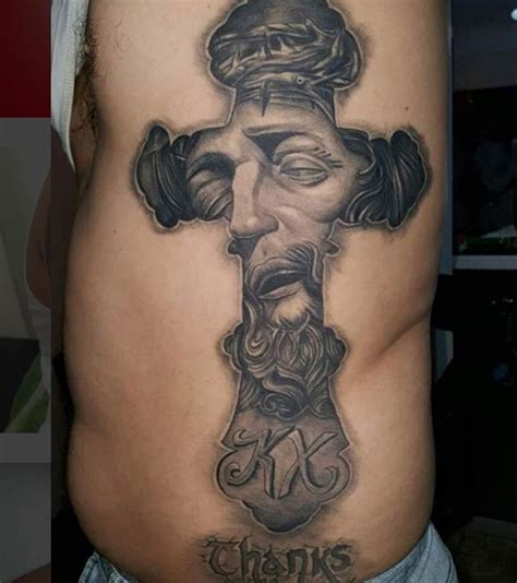 60 Heartwarming Christian Tattoo Designs and Ideas   TattooBlend
