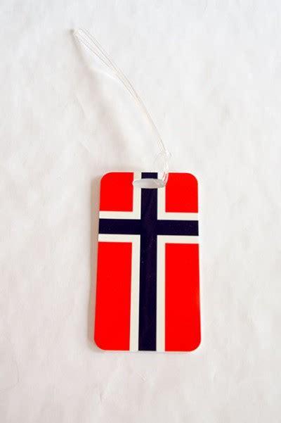 Plastik Tag Plastik Sticker 10 X 15 Cm flags scandinavian butik