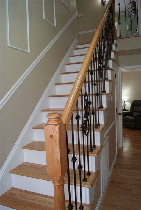 Oak Stair Banister by 1000 Ideas About Oak Stairs On Stairs Stair