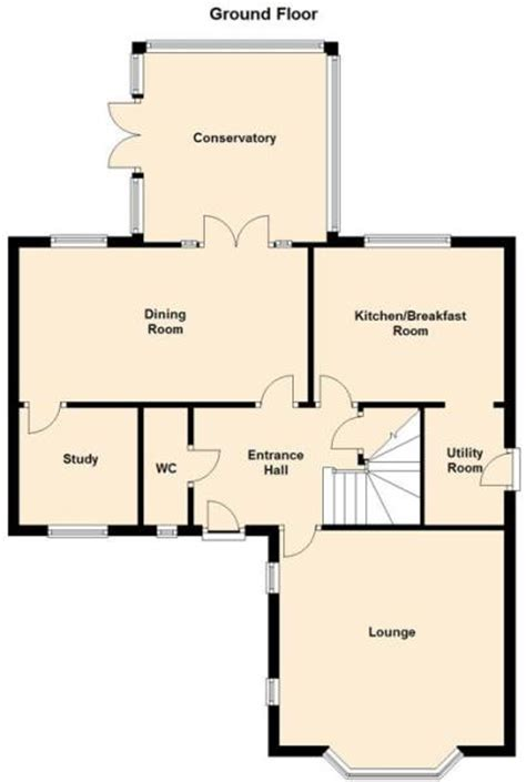 bryant victoria floor plan 4 bedroom detached house for sale in hatherden drive
