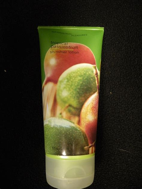 Bath Works Goes Tropical by Bath Works Pleasures Tropical Passionfruit