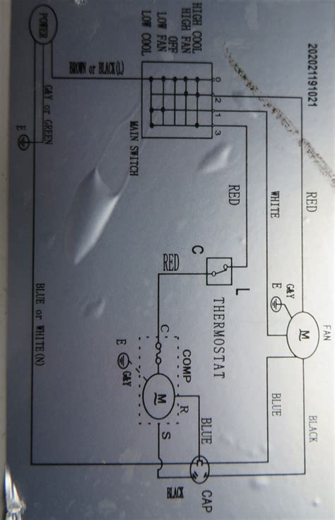 window air conditioner thermostat setting adding econo mode to a window unit a c