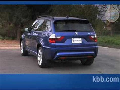 2008 Bmw X3 Review by 2008 Bmw X3 Review Kelley Blue Book