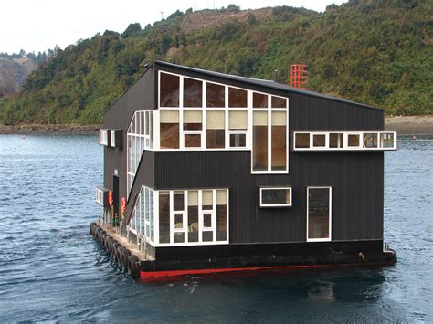 floating house on the sea idesignarch interior design