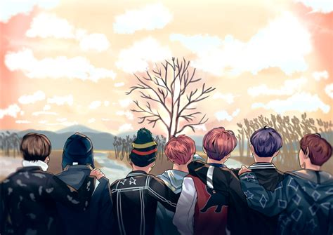 bts spring day bts spring day by unit1miuchan on deviantart