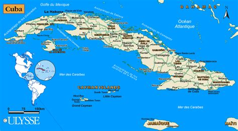 cuba on the world map maps of cuba