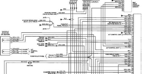 1990 jeep wrangler alternator wiring diagram html