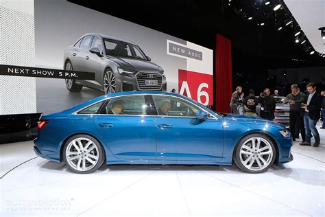 audi a6 colors blue is the right color for 2019 audi a6 in geneva