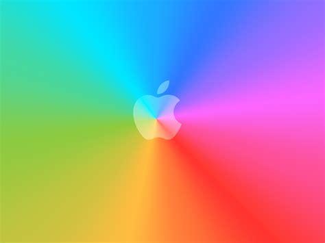 wallpaper apple rainbow apple rainbow logo wallpaper images