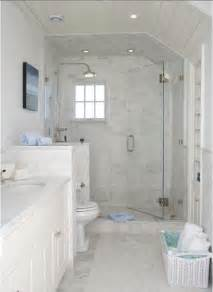 White Marble Bathroom Ideas Marble Baths Submited Images