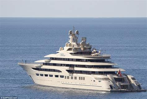 yacht in french world s largest superyacht worth 163 350million in france