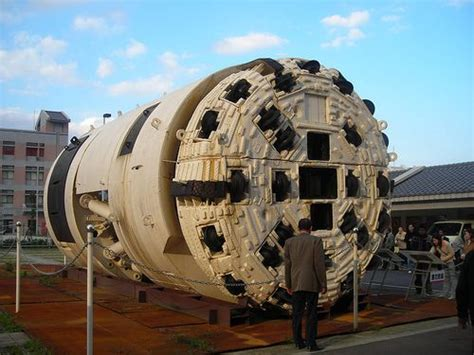 tunnel boring machine wikipedia 21 best images about tbm on pinterest military