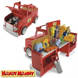 handy manny tool bench buy disney handy manny 2 in 1 transforming tool truck at