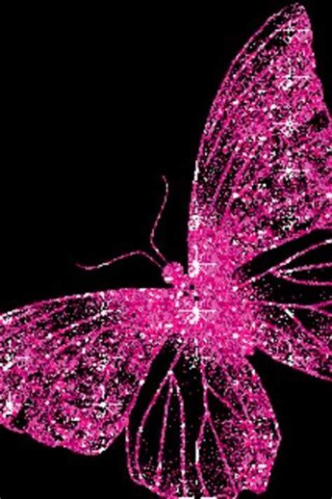 wallpapers of glitter butterflies live pink glitter wallpapers auto design tech