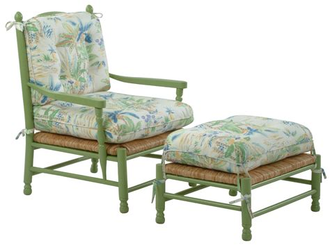 accent chair and ottoman braxton culler accent chairs coastal style vineyard accent