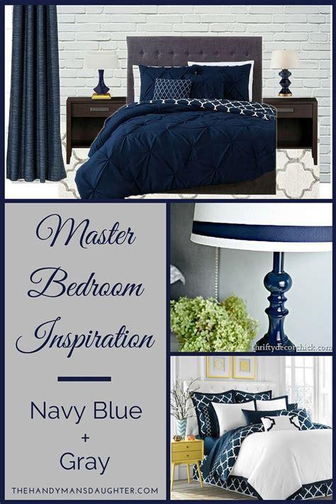 dark blue gray bedroom best 25 navy blue comforter ideas on pinterest