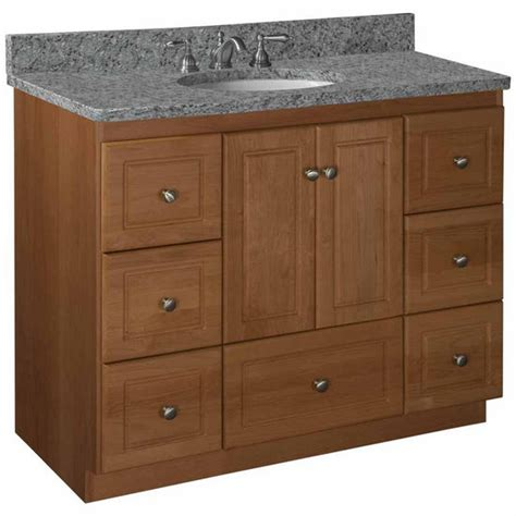 strasser bathroom vanities bathroom vanities strasser woodenworks 42 quot w simplicity