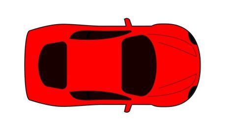 cartoon sports car view cartoon car view clipart best