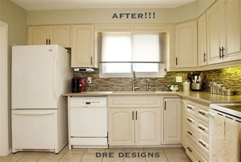 Annie Sloan Chalk Painted Kitchen Cabinets Andrea Guerriero Dre Designs Www Dredesigns Ca Facebook