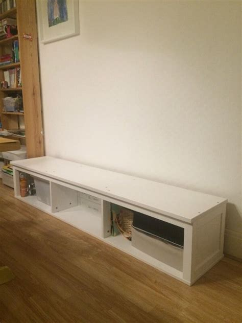 ikea hemnes wall bridging shelf ikea hemnes wall bridging shelf 163 25 in westbury on trym
