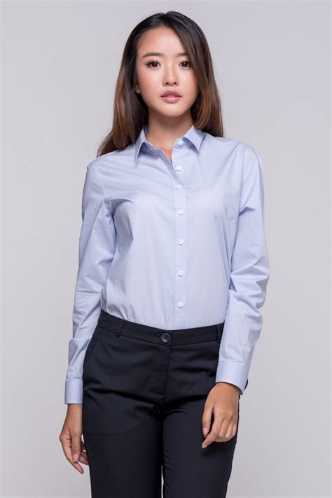 baby blue sleeve sleeve baby blue blouse image of blouse and pocket