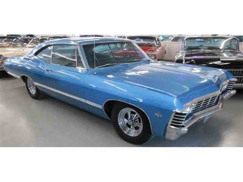 67 impala for sale 1967 chevrolet impala for sale on classiccars