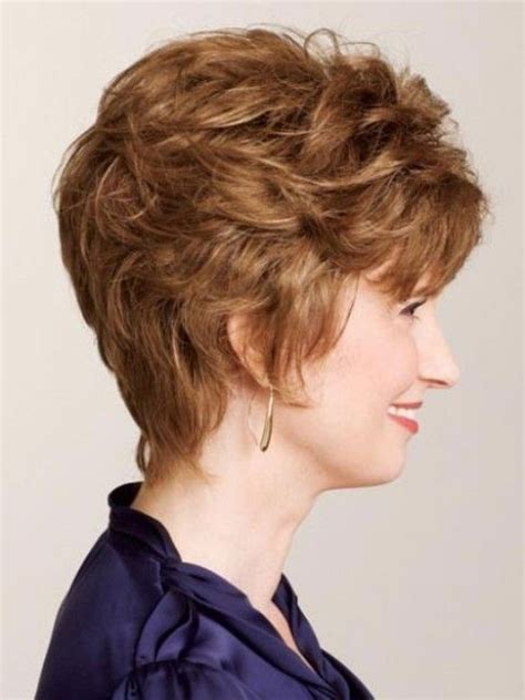 hairstyles for women frontal hair loss stunning short hairstyles for older women above 40 and 50