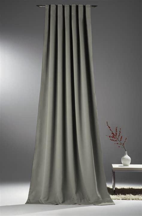 verdunkelungsvorhang grau verdunkelungsvorhang mit universalband sopran grau