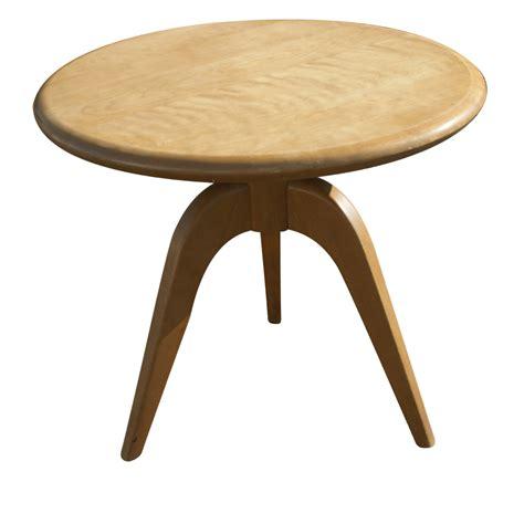 Retro Side Table Vintage Heywood Wakefield Side Table M393g Ebay