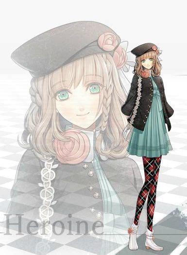 anime amnesia heroine amnesia anime characters database amnesia