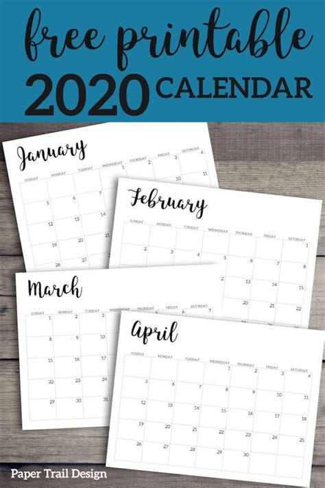 calendar printable  template  images calendar printables