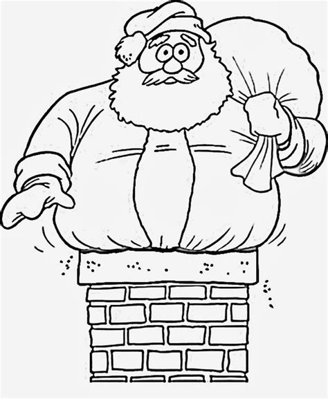 7 Santa Claus Coloring Pages For Kids Merry Christmas Santa Clause Coloring Page