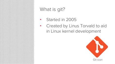 git tutorial for beginners linux git 101 git and github for beginners