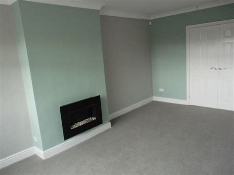 what color carpet goes with green walls modern country style case study farrow and ball green
